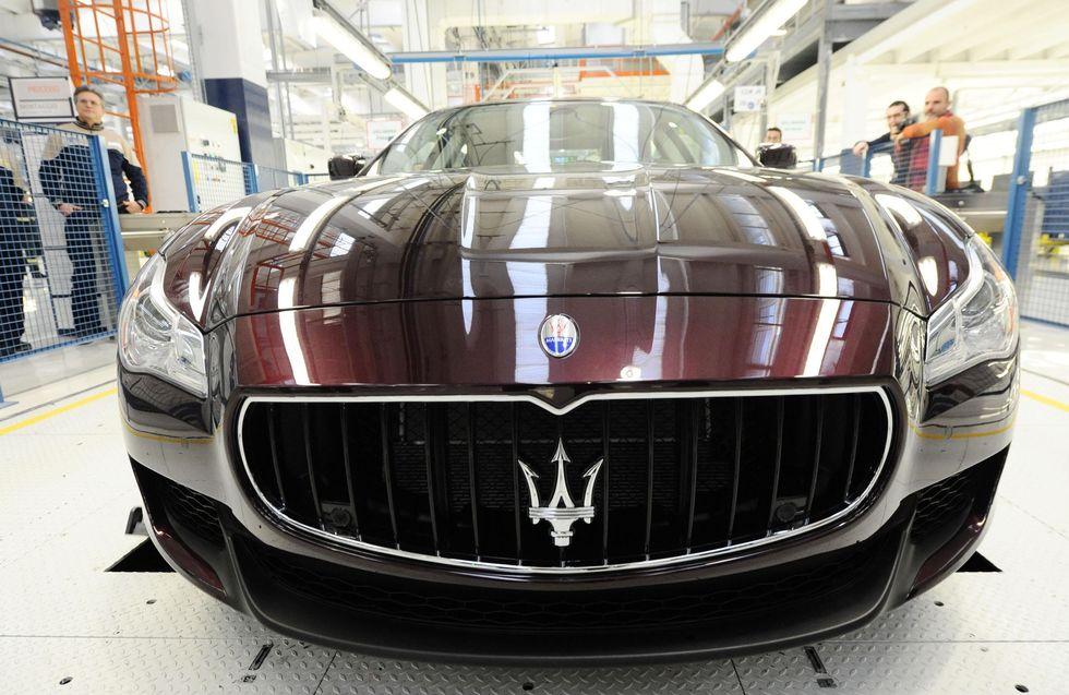 Fiat, nel disastro delle vendite brilla la Maserati