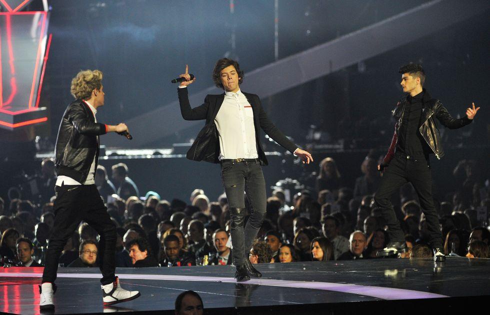 One Direction: nelle sale dal 4 all'8 maggio il docufilm sulla boyband inglese