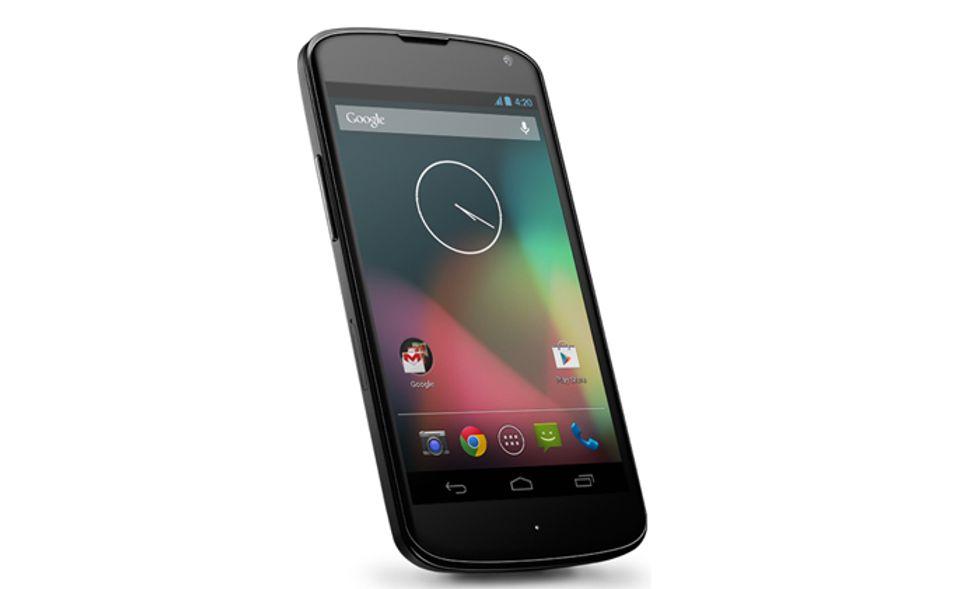 Lg Nexus 4 finalmente in Italia