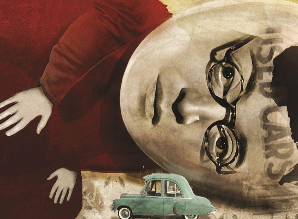 Philip K. Dick, fantascienza vintage: le copertine di Antonello Silverini