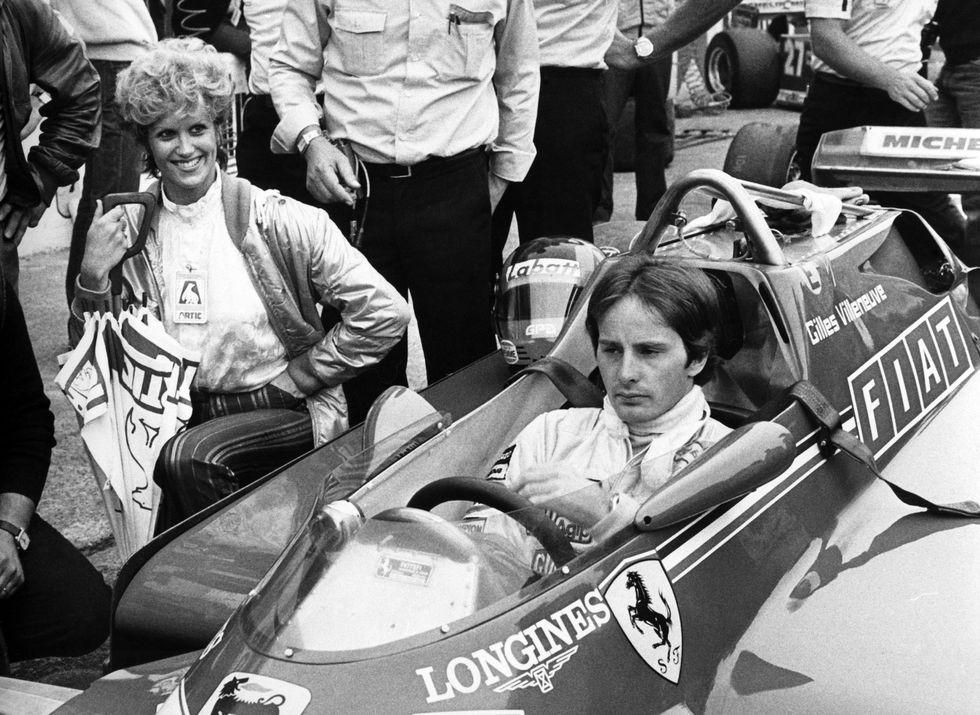 Nestore Morosini ricorda Gilles Villeneuve