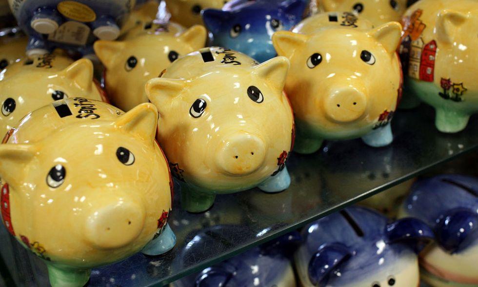 La paghetta ai figli azzera i risparmi