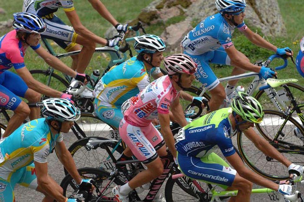Giro d'Italia 2013: cinque libri sul ciclismo