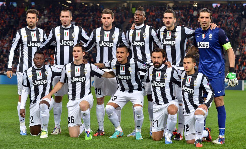 Le pagelle della Juventus dei record