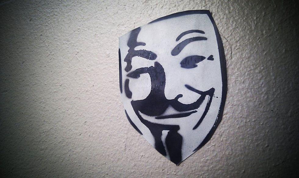 Chi si nasconde dietro la maschera di Anonymous?