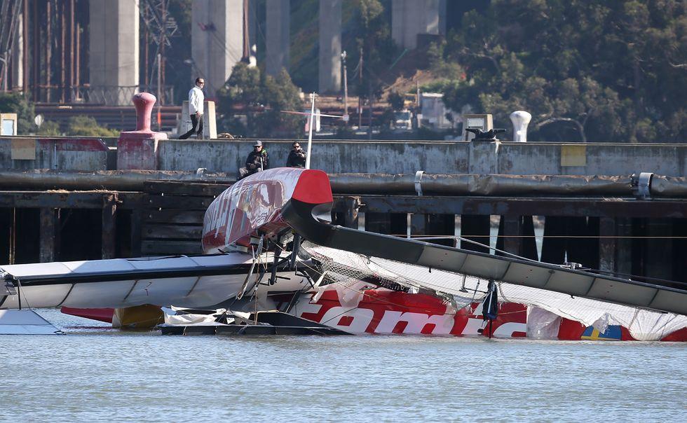 Gli incidenti della vela rimasti nella storia