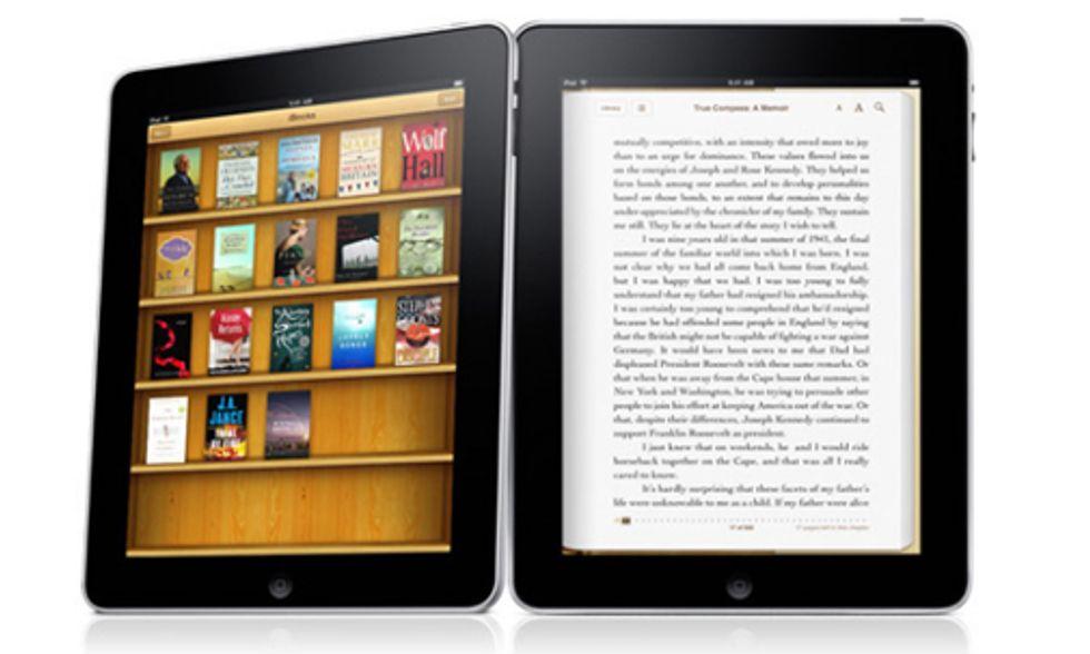 Apple, il marchio iBooks è tuo