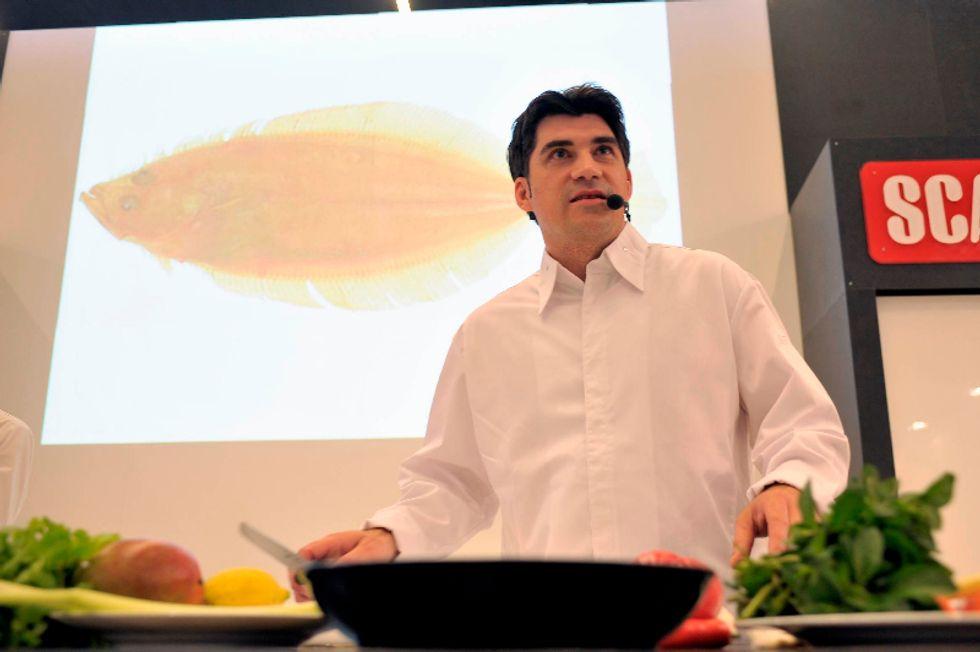 Slow Fish, con Fish 'n' Chef è la cucina stellata la protagonista della manifestazione