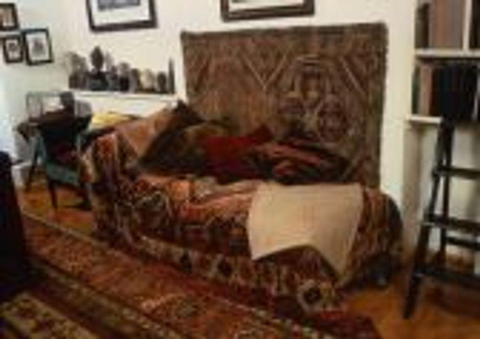 "Il divano di Freud ""a rischio"": cade a pezzi"