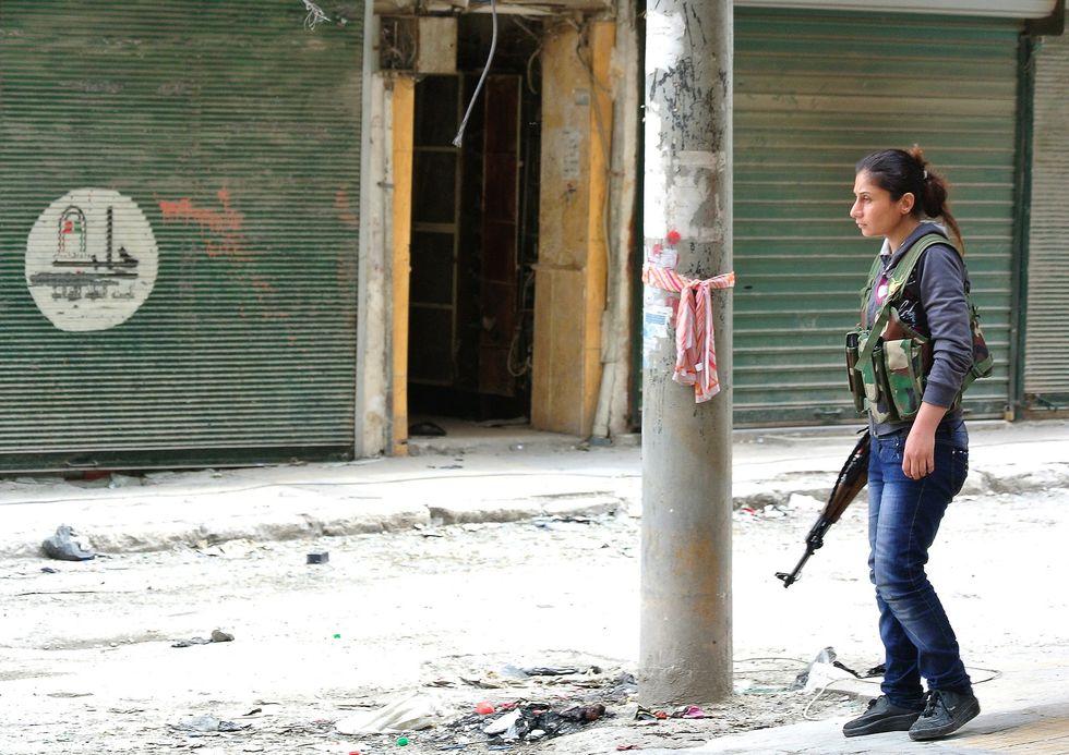 L'ascesa delle Sorelle Musulmane in Siria