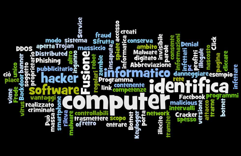 Cybercrimini: il dizionario del web pirata