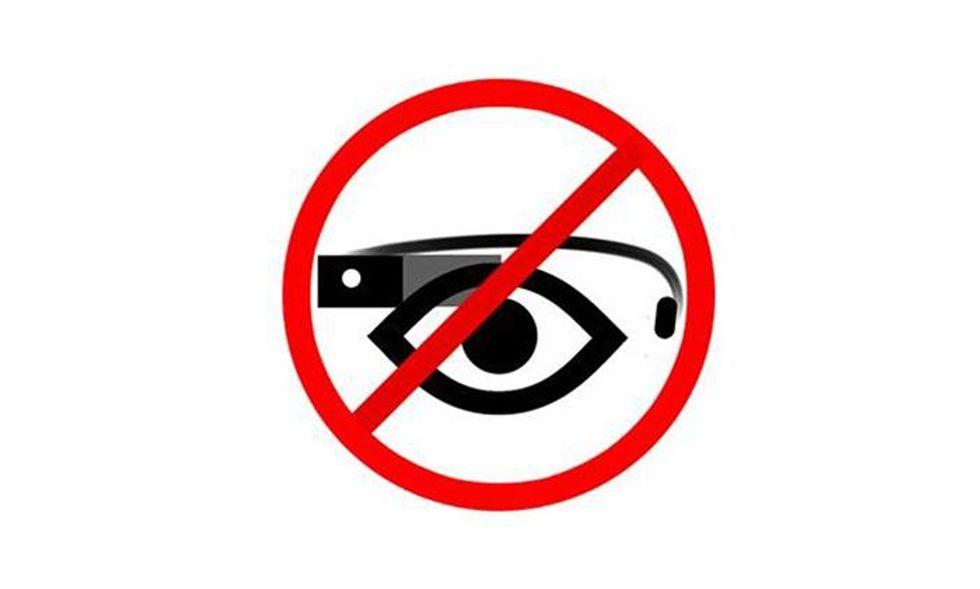 Google Glass, tutti i divieti