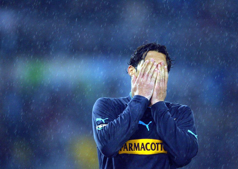 Da ricco a povero: la vita dell'ex calciatore