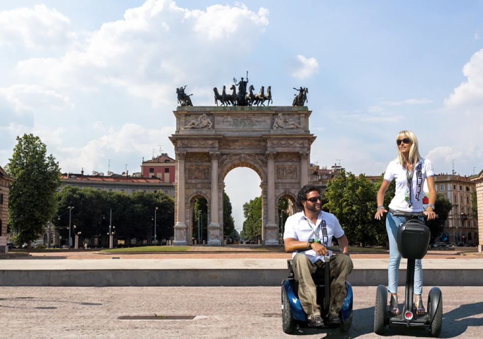 Genny, la sedia a rotelle del futuro rivoluziona anche il turismo