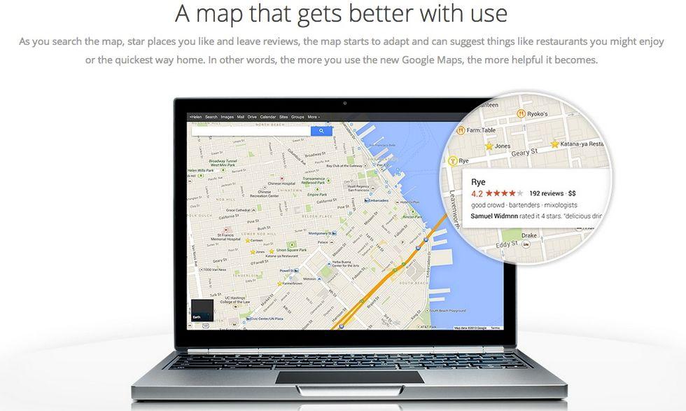 Google Maps, 5 cose che ci possiamo aspettare dal restyling