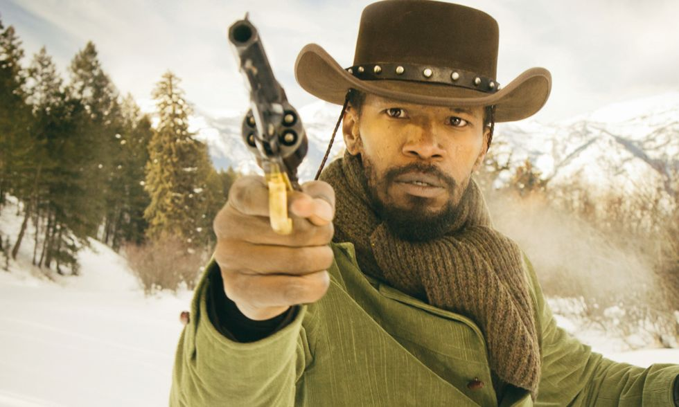 Dvd in edicola con Panorama: Django Unchained