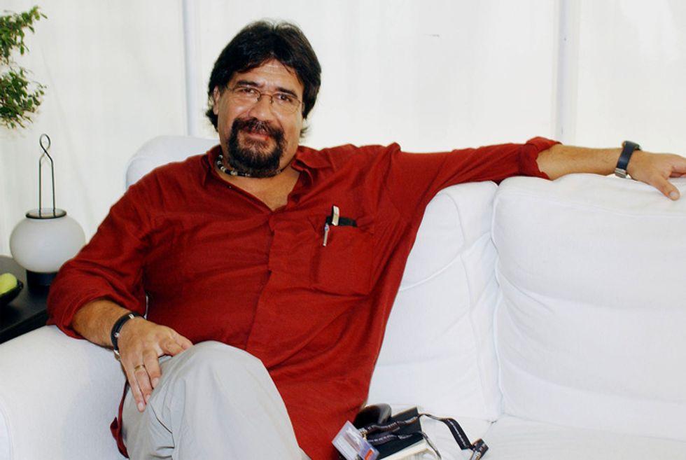 """Luis Sepúlveda e i suoi """"Ingredienti per una vita di formidabili passioni"""""""