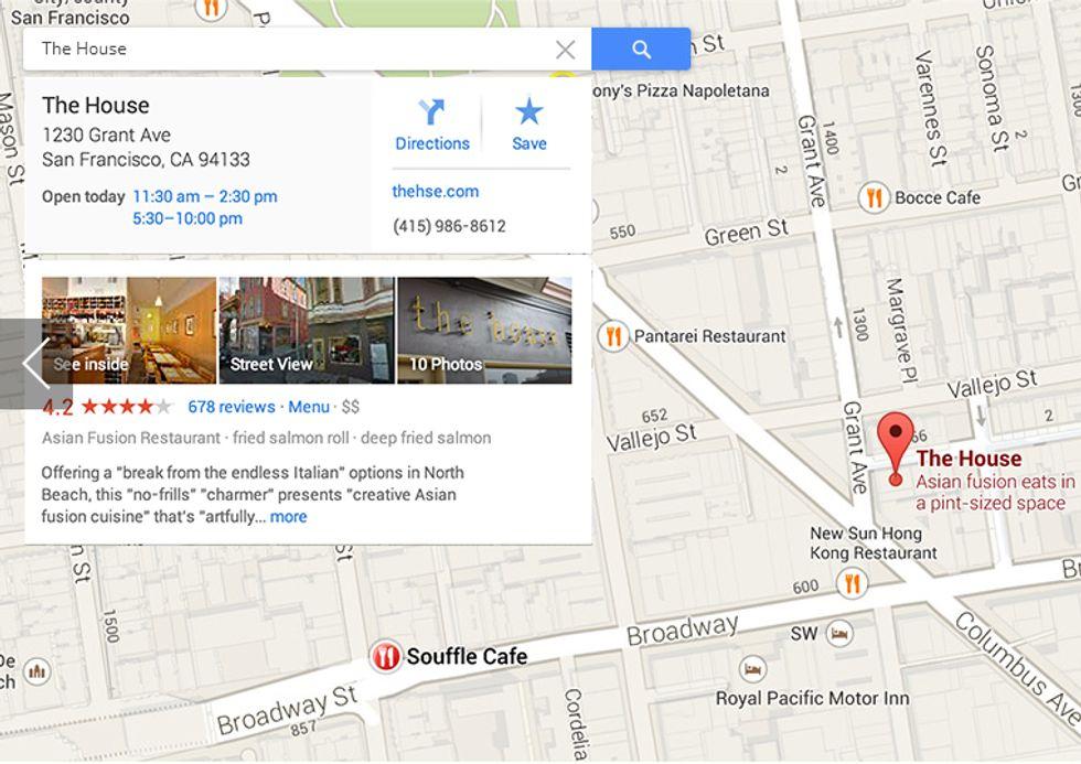 Google Maps, una mappa per amico
