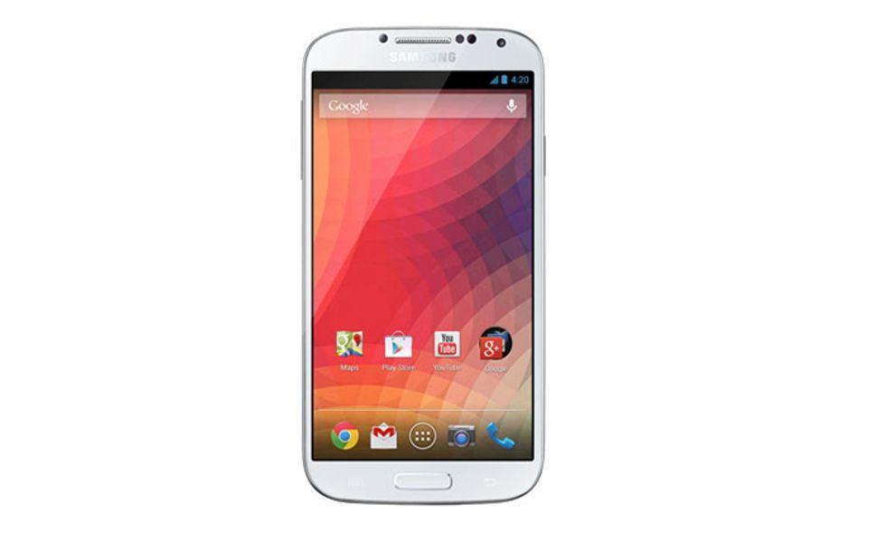 Samsung Galaxy S4: per i puristi di Android arriva la versione Nexus