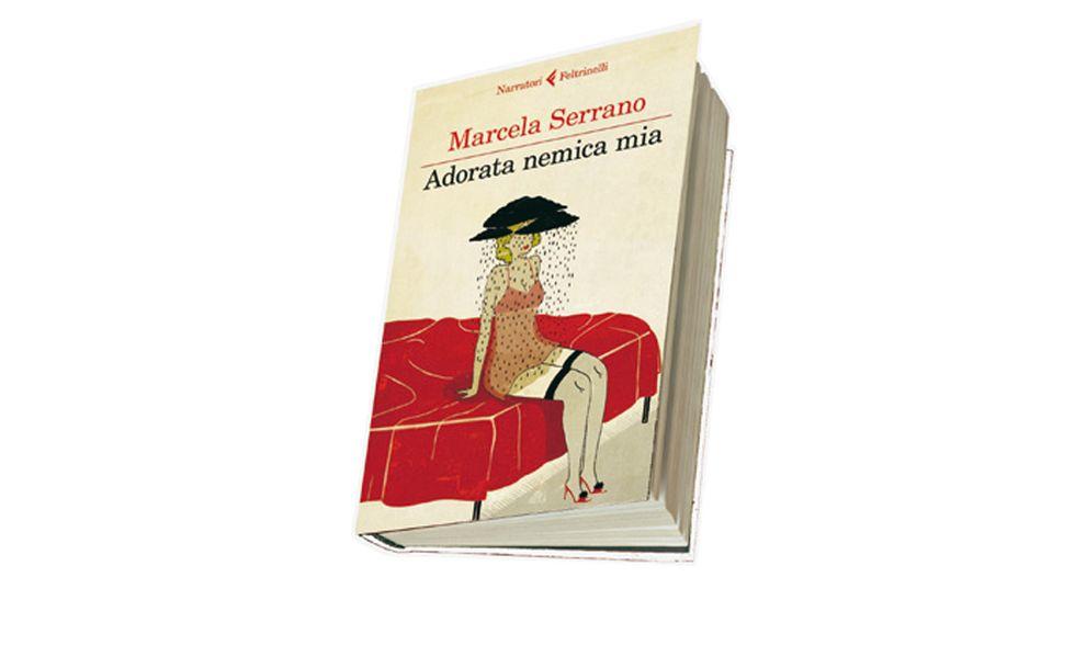 """""""Adorata nemica mia"""" di Marcela Serrano"""
