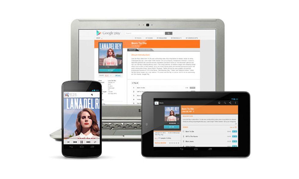 Google Play Music All Access è meglio di Spotify?