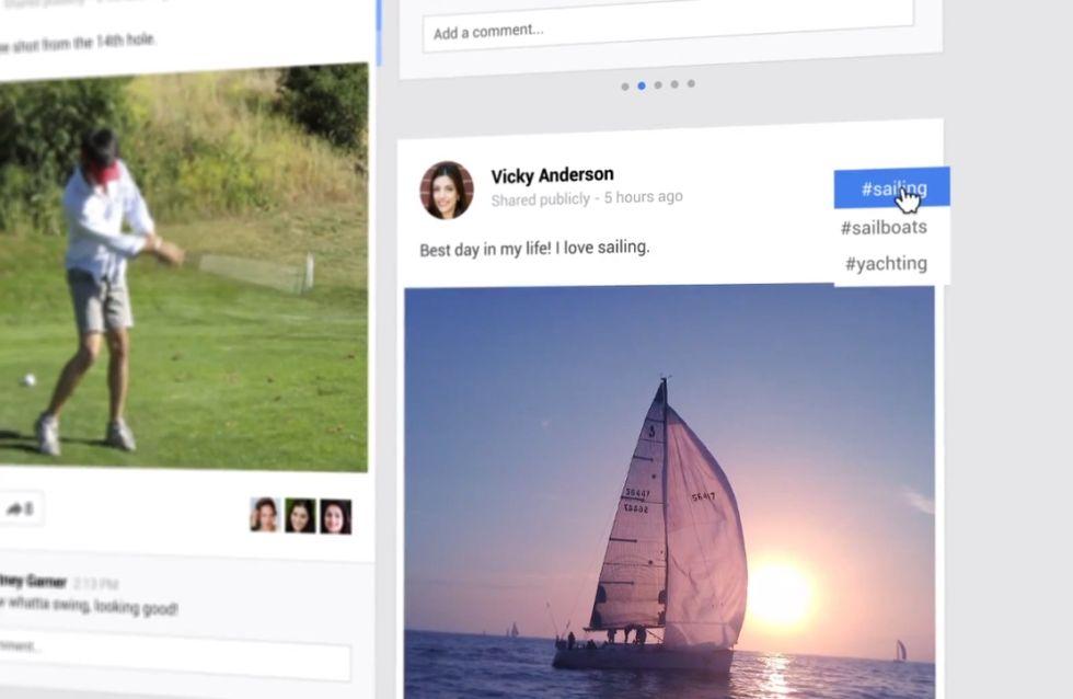 Nuovo Google+, per l'utente che non deve chiedere mai