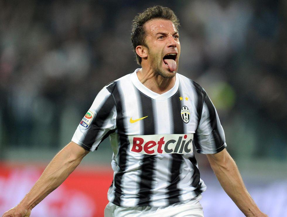 Del Piero – Juve, storia di un gran dolore