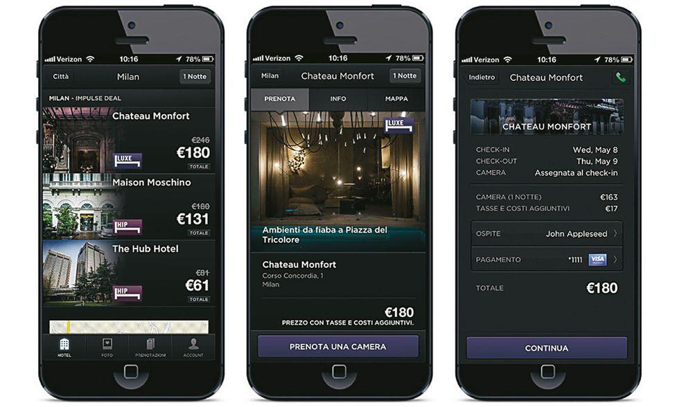 HotelTonight: una app per trovare un bell'hotel come un taxi
