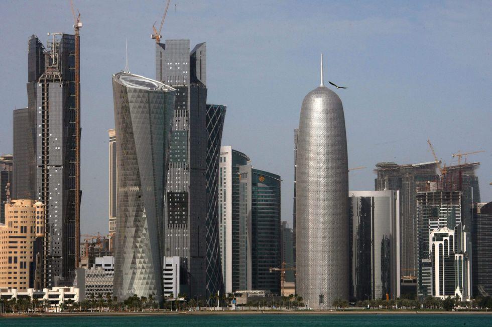 Fondi sovrani. Qatar power