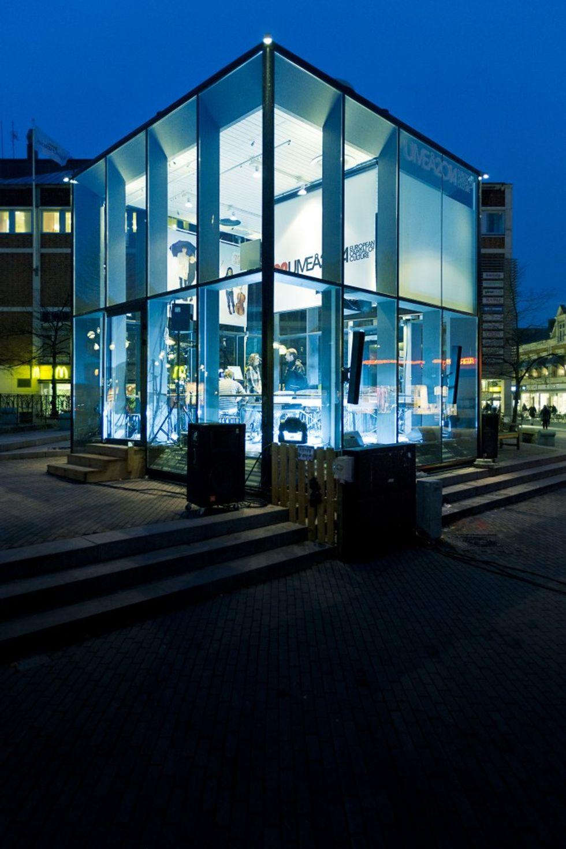 Umeå, Capitale della cultura 2014, invita i creativi al più grande concorso artistico europeo