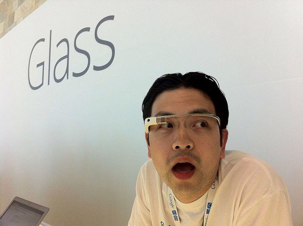 Chi ha paura dei Google Glass?