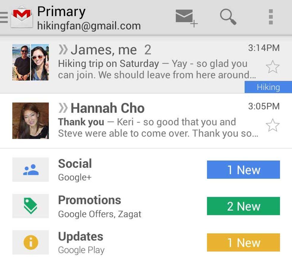 Novità Gmail per computer e smartphone, ecco come funziona