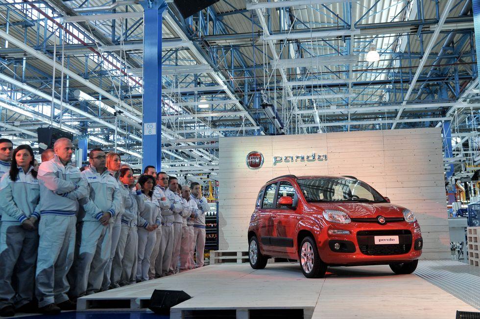 Furti d'auto, i modelli Fiat preferiti dai ladri