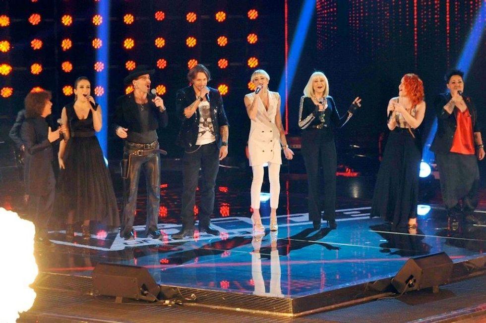 The Voice, trionfa Elhaida Dani