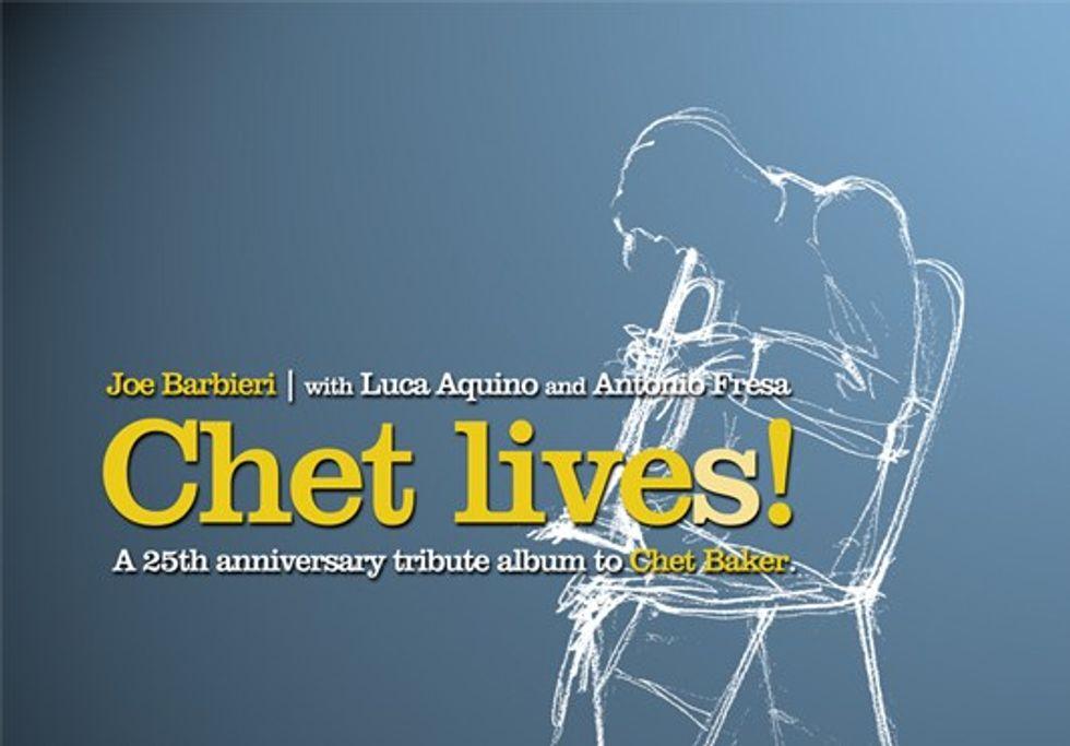 Omaggio a Chet Baker: la recensione di Chet lives! di Joe Barbieri