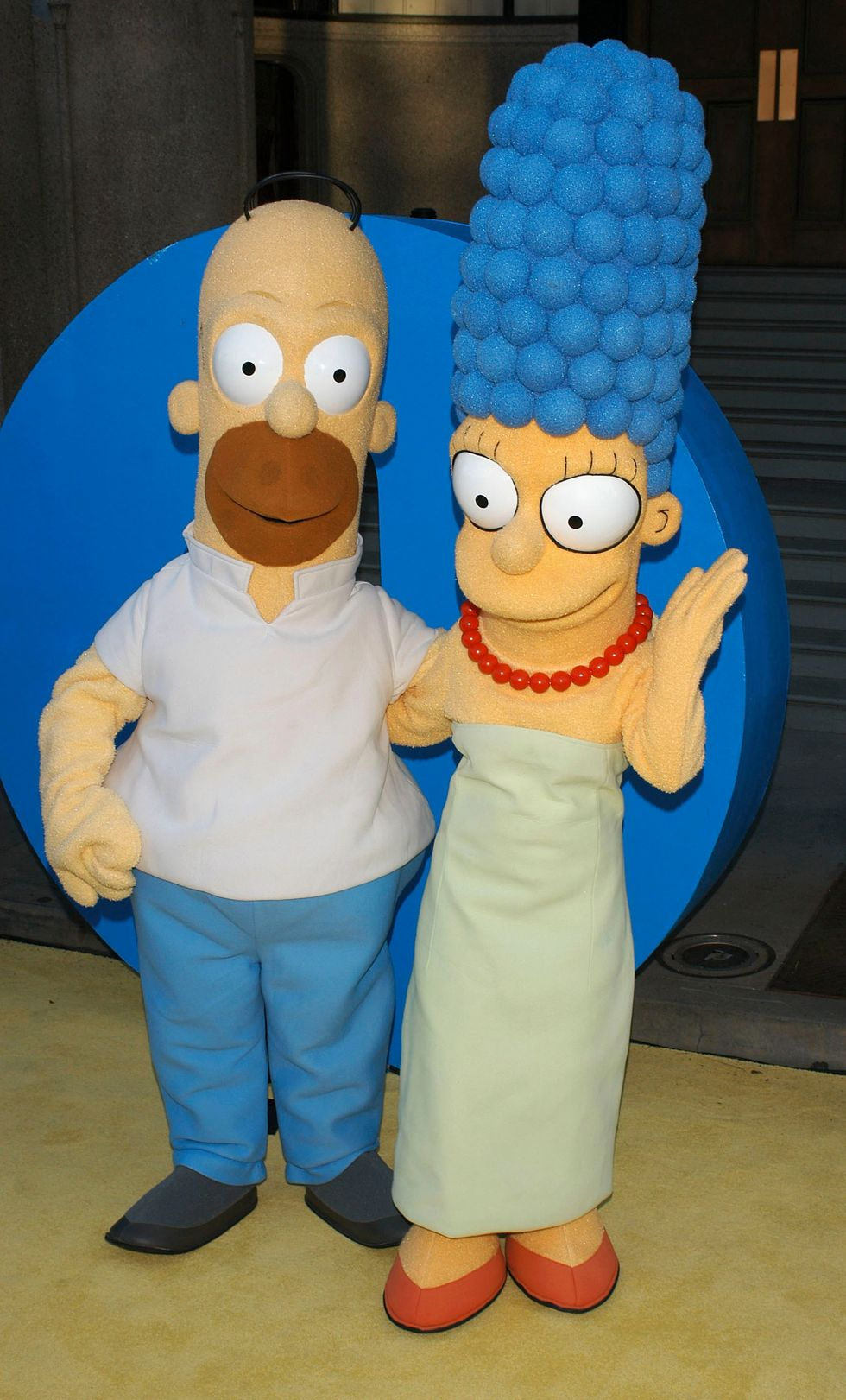 Marge ha tradito Homer: anche i Simpson vittime del dating online