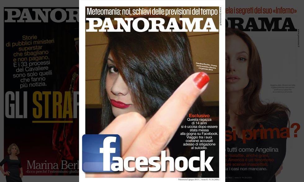 Panorama: viaggio dentro Facebook