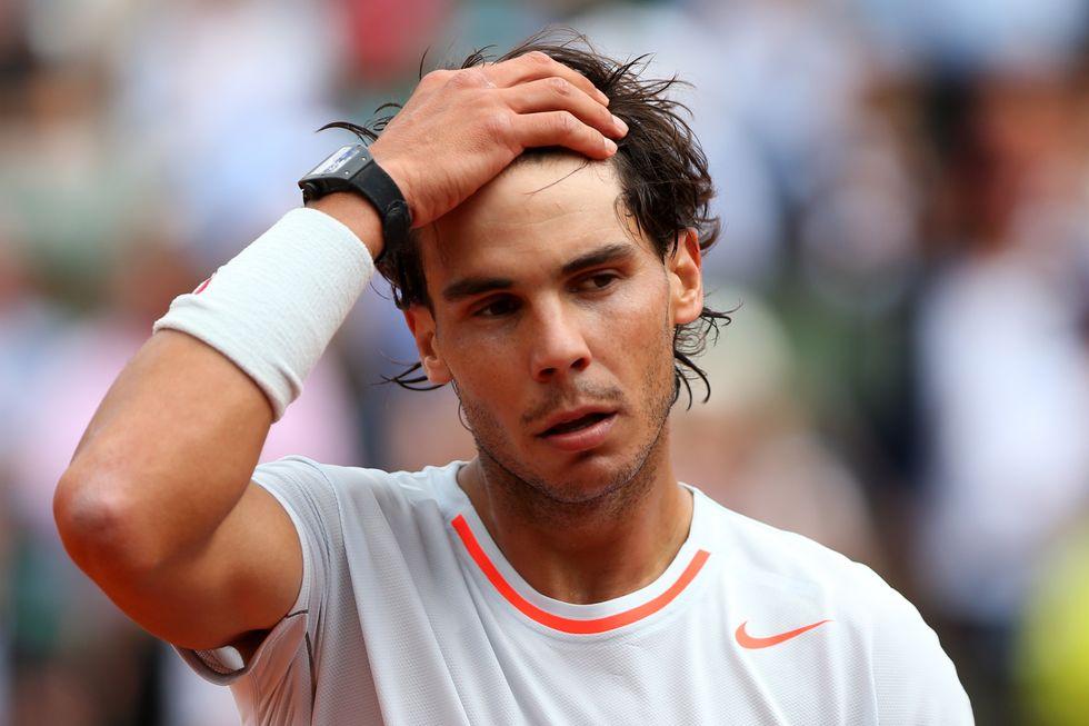 Roland Garros, Tutti a caccia di Nadal