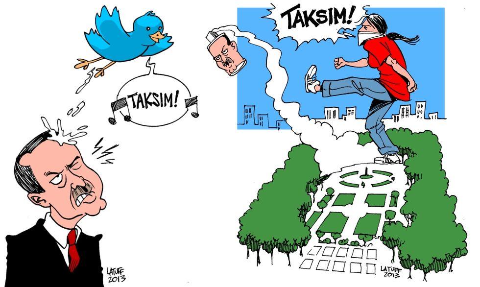 Turchia in rivolta, ma per il governo il vero nemico è Twitter