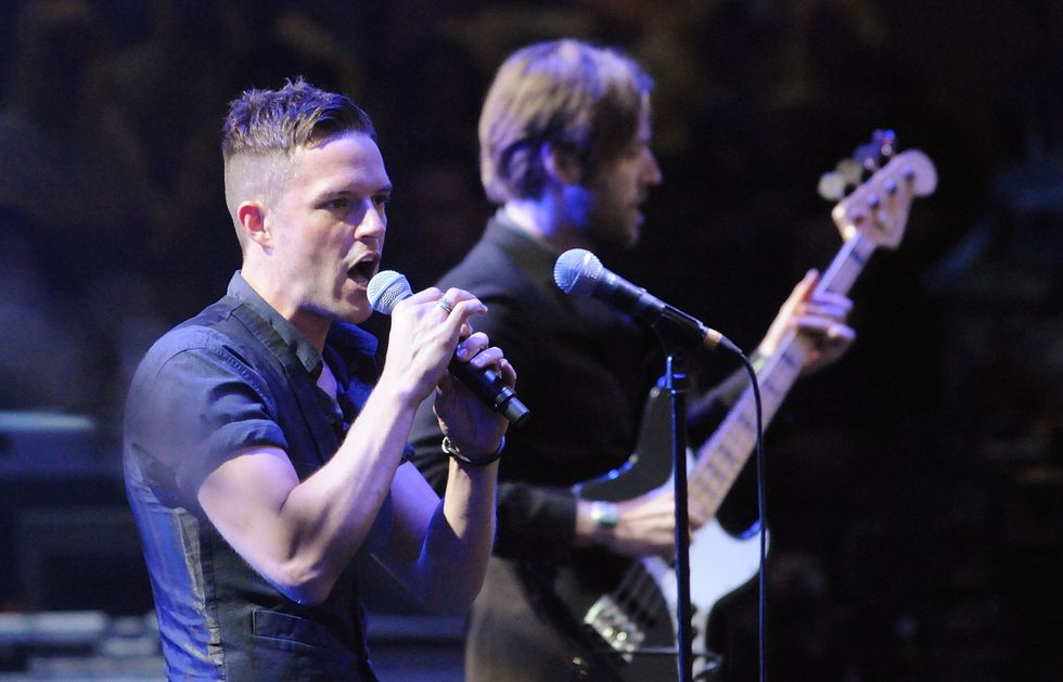Killers: arriva in Italia la band di Brandon Flowers