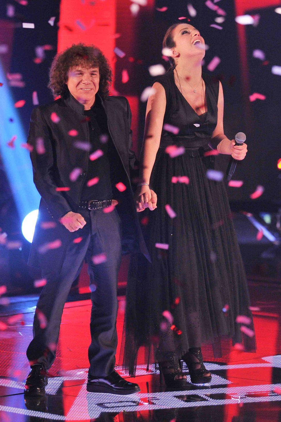 """Ascolti 30/05: """"The Voice of Italy"""" chiude in bellezza. Vespa vola con Little Tony"""