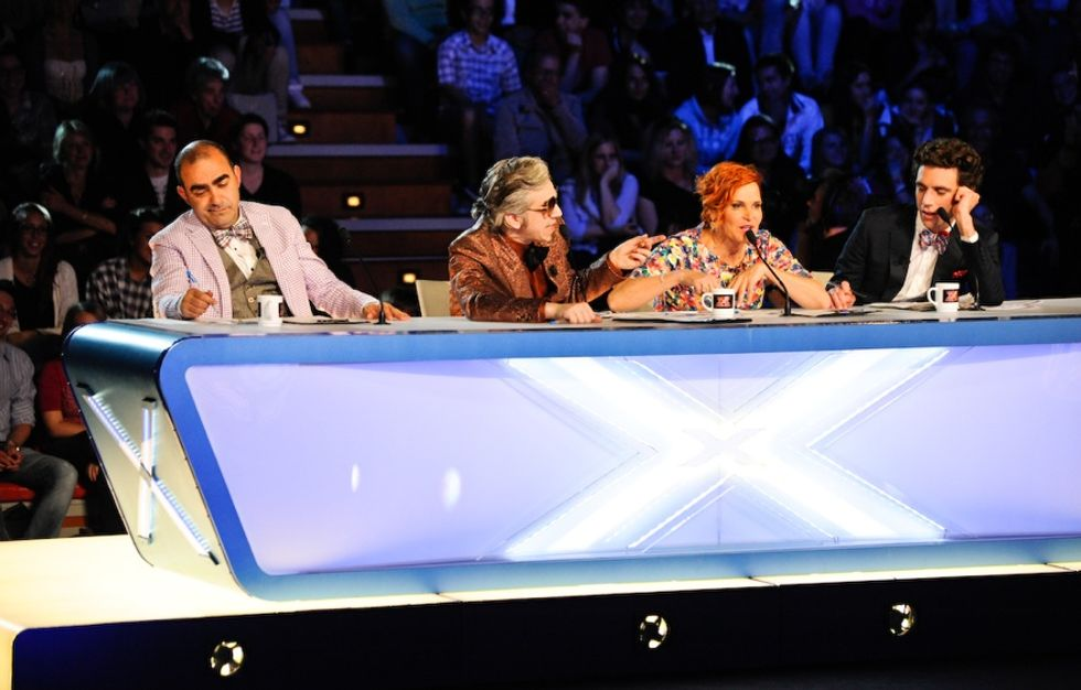 X Factor 7, al via le Audizioni (ma Morgan arriva in ritardo)