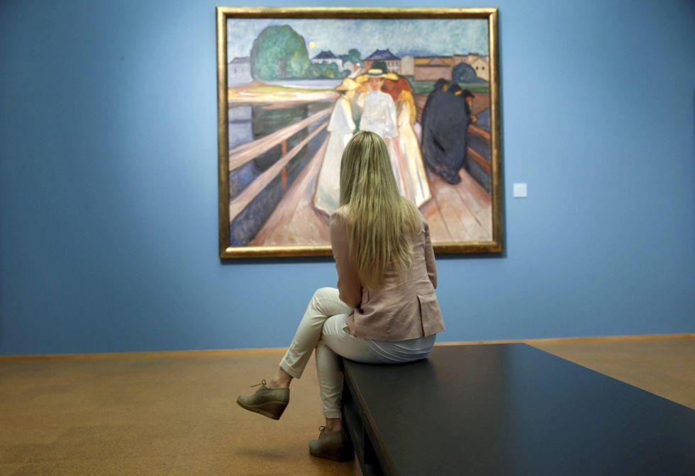 Come fare per investire nelle opere d'arte