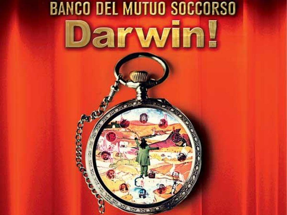 Banco del Mutuo Soccorso: la riedizione di Darwin!, il capolavoro del gruppo