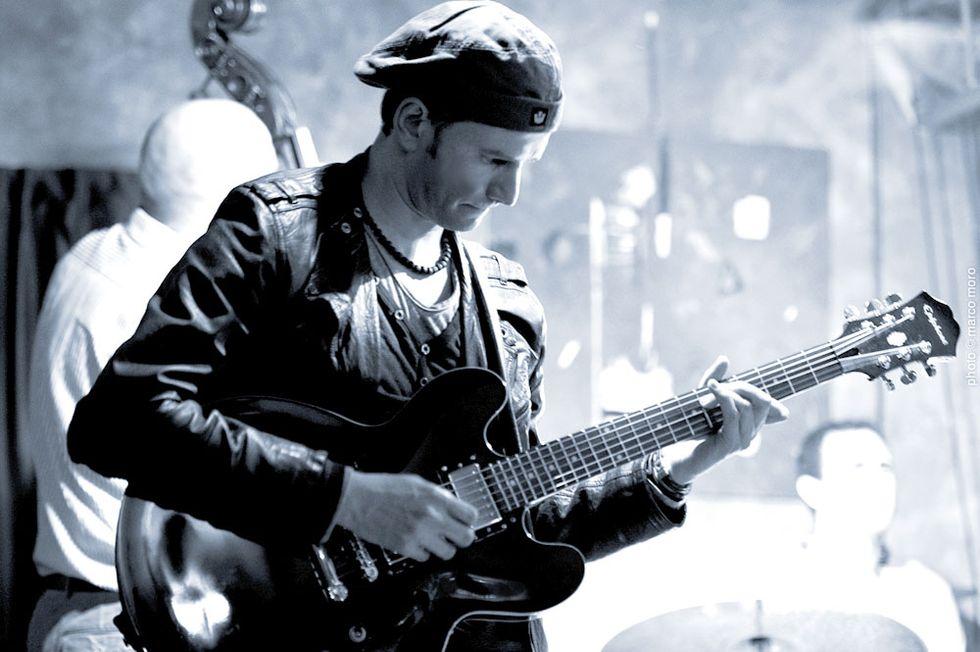 Giuseppe Mirabella a Panorama Unplugged