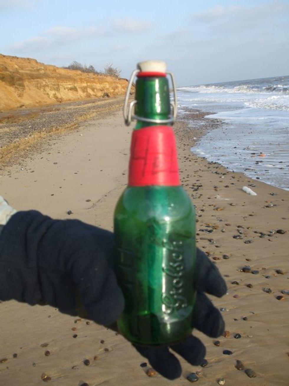 Message in a bottle: quanto siamo bravi nel riciclo del vetro?