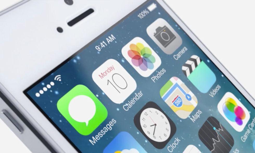 Apple: le molte novità di iOS 7