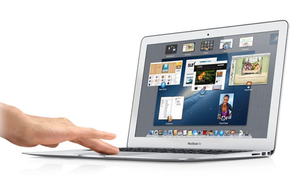 Il nuovo MacBook Air dura come un tablet