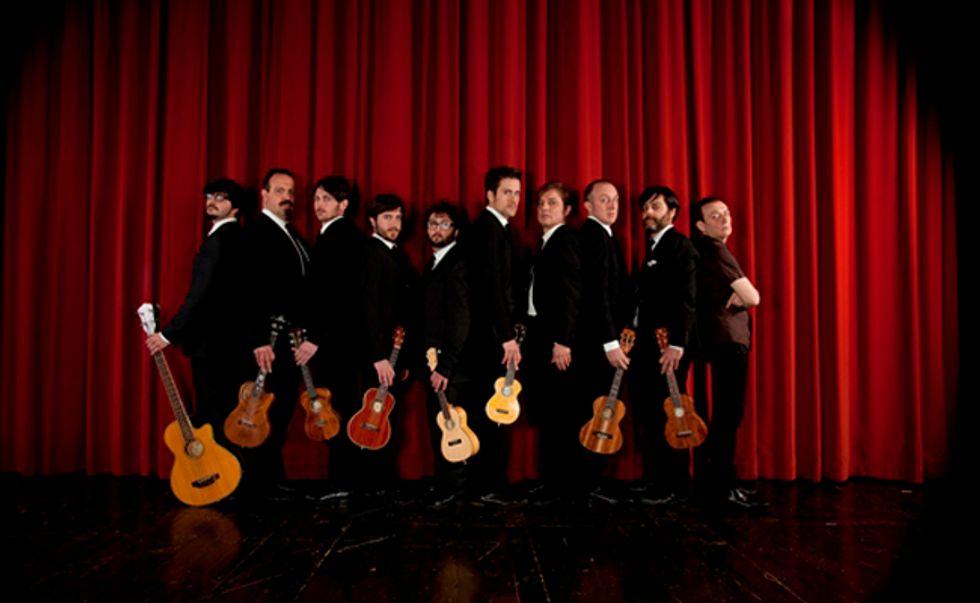 Mauro Ermanno Giovanardi e Sinfonico Honolulu a Panorama Unplugged