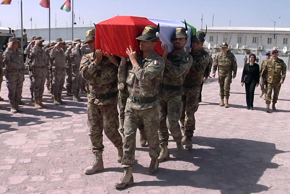 Quanto resteremo ancora in Afghanistan